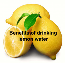 The Wonders and Benefits in Lemon Water