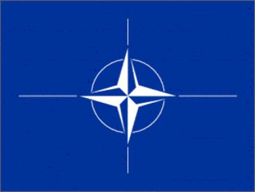 NATO Symbol.