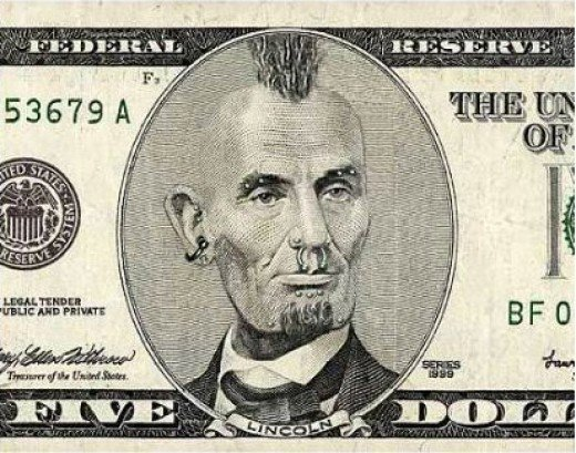 You've got to watch out for that punk Abe as he'll steal your stash!