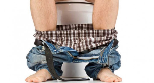 The common causes of heavy bleeding during bowel movements.