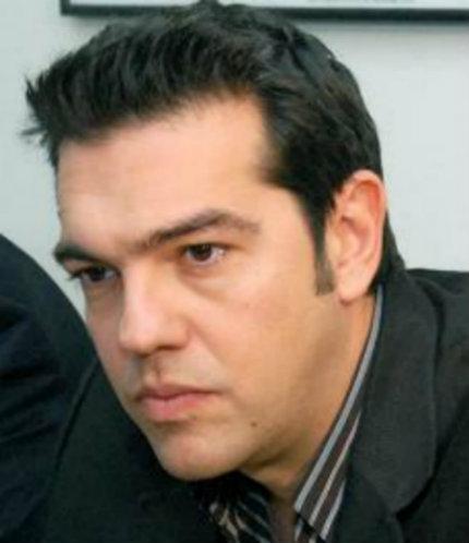 Greece's Alexis Tsipras.