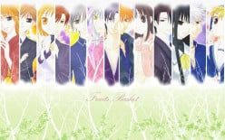 "The Clan of Secret Jerks:  A Look At ""Fruits Basket"""