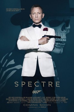 Why James Bond movie spectre isn't a great movie?