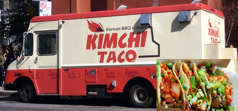 Kimchi Taco is Mobile