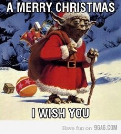 What Christmas and Star Wars have in Common