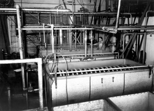 Pasteurization Factory