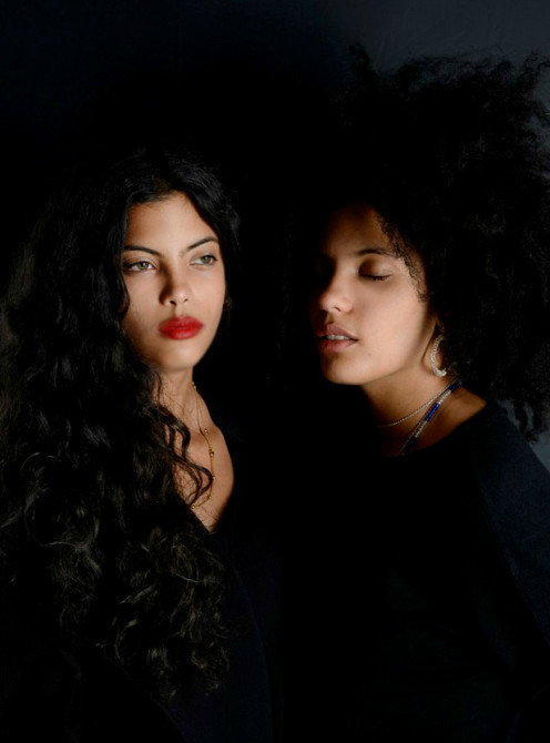 Twins sisters of Cuban-French descent were among my favorite musical discoveries of 2015.