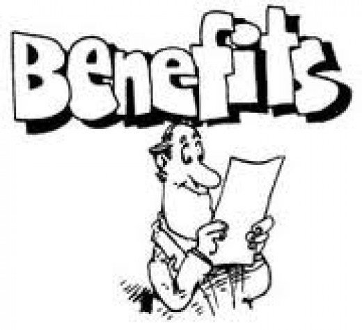 Review Benefits