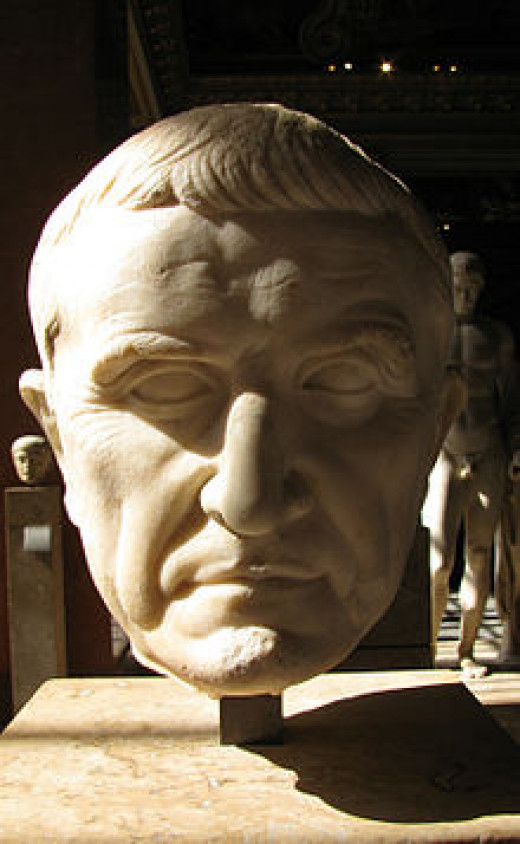 """Marcus Licinius Crassus, the Roman who """"wanted it all"""""""