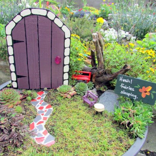 How to make fairy doors for Fairy doors to make