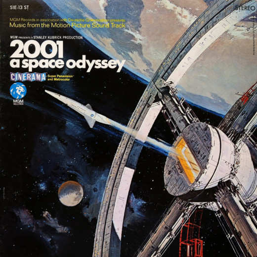 Cover of the 2001: a Space Odyssey album