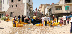 Consequences of Current War in Yemen on People and Water Crisis