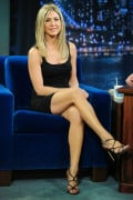 Jennifer Aniston Hot Legs in High Heels