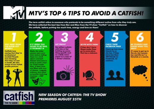 Nev and Max have given these tips throughout their show!
