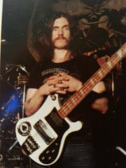 R.I.P. Lemmy Kilmister of Motörhead, Rock's Original Badass - 1945-2015
