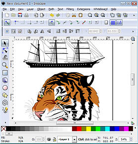 Opening CDR files in Inkscape