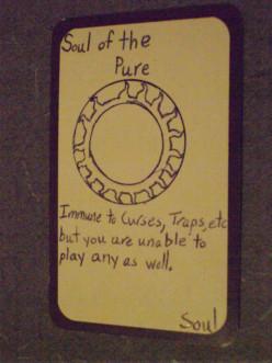Custom Card Ideas: Soul of the Pure