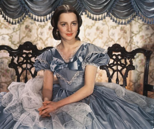 Olivia de Havilland today lives quietly in France.  She is the last surviving member of the Gone With The Wind cast.