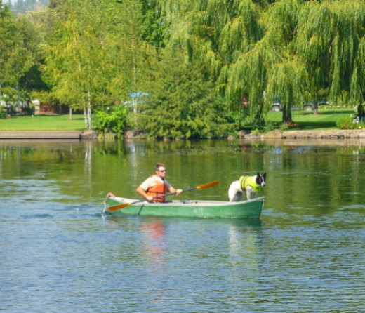 The culture in Bend, Oregon is kid and pet friendly with many outdoor recreational activities.
