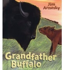 Grandfather Buffalo by Jim Arnosky (This image is from scholastic.com.)