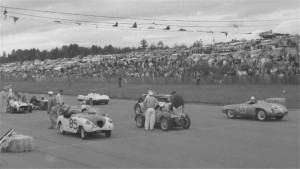 1950's SCCA race in Florida