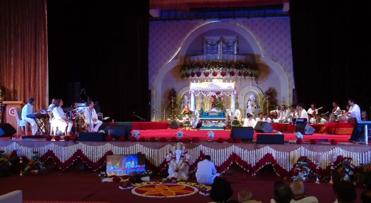 Sri Sathya Sai Premamrutham - In session