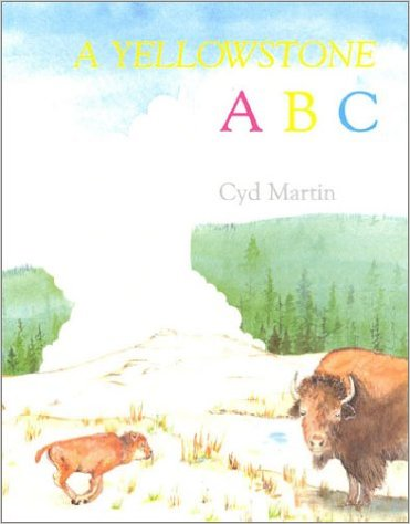 Yellowstone ABC by Cyd Martin
