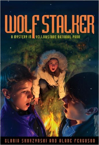 Mysteries in Our National Parks: Wolf Stalker: A Mystery in Yellowstone National Park by Gloria Skurzynski