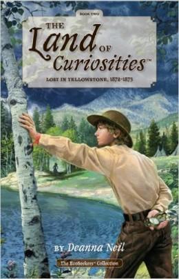 The Land of Curiosities series by Deanna Neil