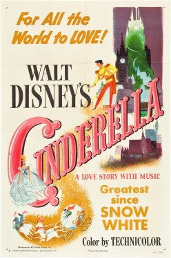 A Second Look: Cinderella (1950)
