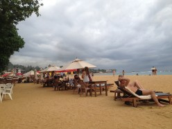 Beach Holiday in Unawatuna, Sri Lanka