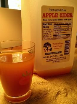 U. S. Apple Cider