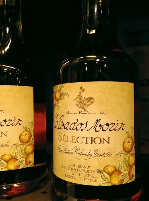 Calvados Apple Brandy