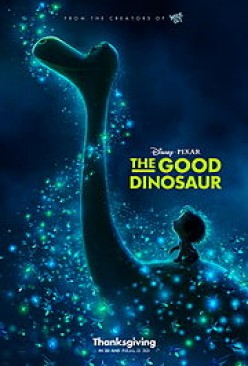 Making His Own Mark: The Good Dinosaur
