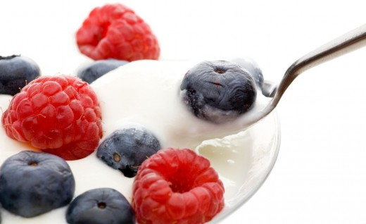 Yogurt is a rich source of naturally-occurring probiotics.