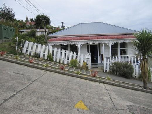 House on Baldwin Street
