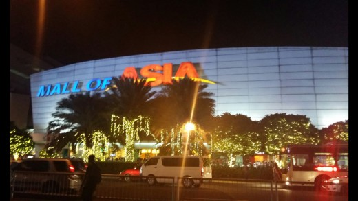 Mall of Asia (MOA) This photo is own by the author. You can republish it elsewhere just make sure to cite the source.