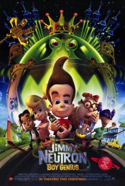Film Review: Jimmy Neutron: Boy Genius