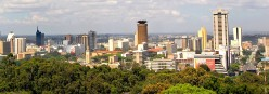 Nairobi: the green city in the sun and its attractions.