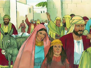 Saul hunts down the church and the church leaves Jerusalem.