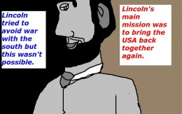 Men such as Abraham Lincoln inspired great literature.