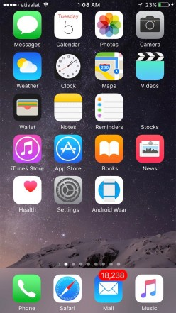 How to hide any app on your iOS device even built-in apps.