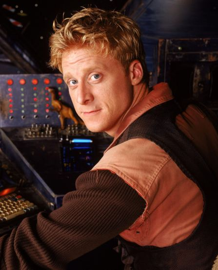 """Tudyk as the iconic """"Wash"""" from Joss Whedon's """"Firefly."""""""