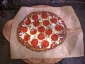 Dieting Delicious, Cheat Day: Cauliflower Crust Pizza, A Low Carb Alternative