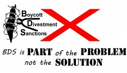 Boycott, Divest and Sanctions Movement Aligns with Islamic Terror