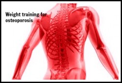 Weight training for osteoporosis