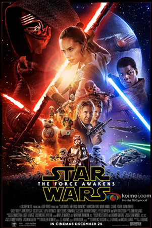 The Force Awakens Movie Poster