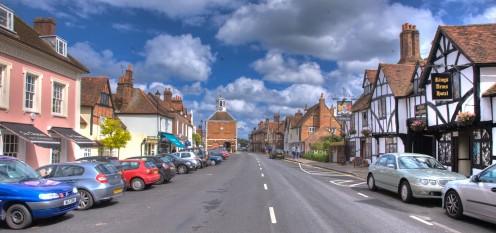 Amersham, England