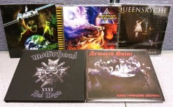 My Top 5 Hard Rock/Heavy Metal CDs of 2015
