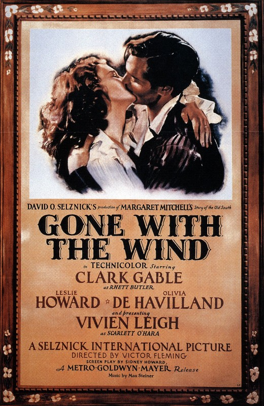 The Gone With The Wind cast had to be perfect, and the most important decision to be made was who would play Scarlett O'Hara.